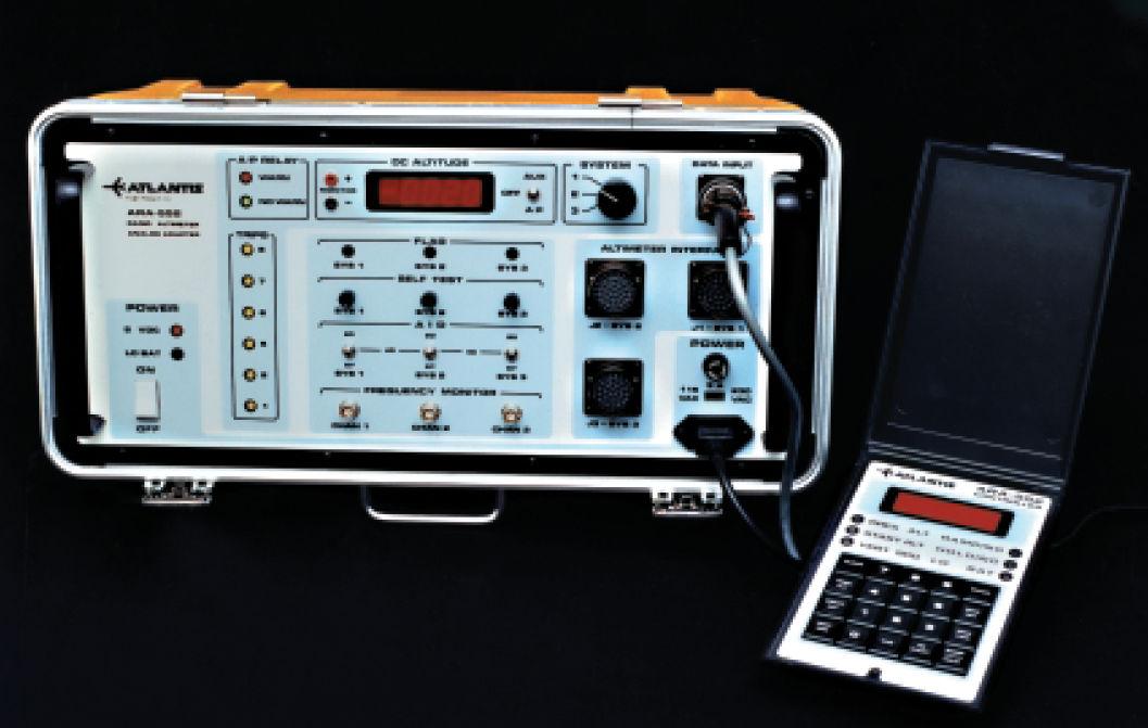 Avionics Test Equipment - ARA-552