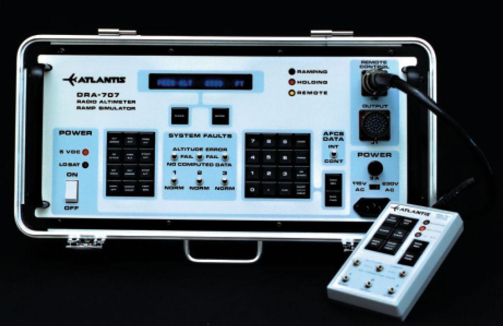 Avionics Test Equipment -DRA-707