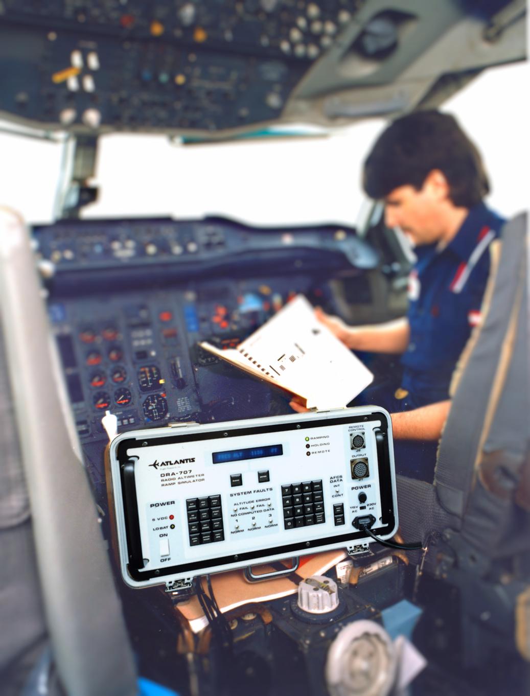 DRA-707 Digital Radio Altimeter Test Set