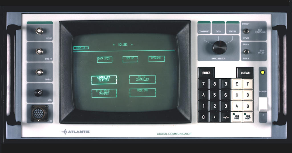 DCM-1553 Digital Bus Communicator