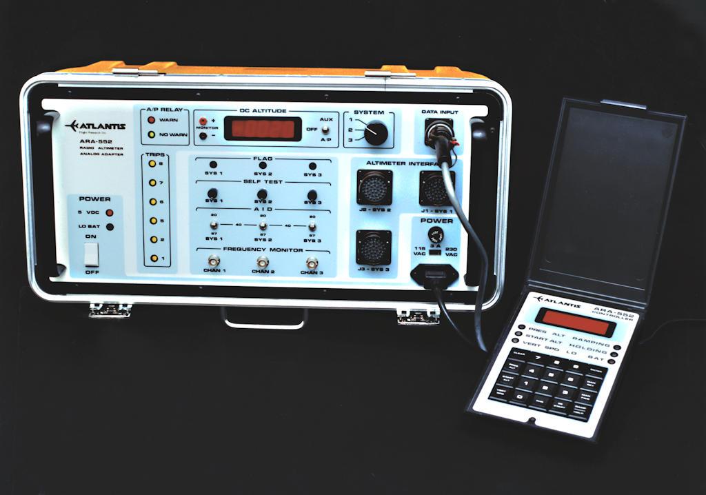 ARA-552 Radio Altimeter Analog Adapter