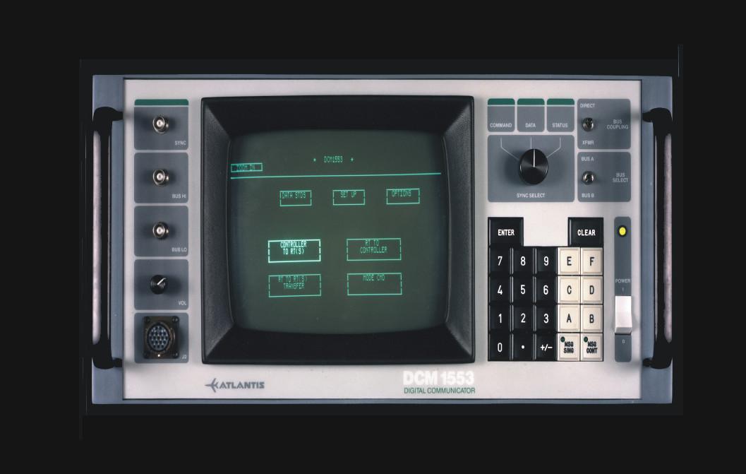 Avionics Test Equipment - DCM-1553